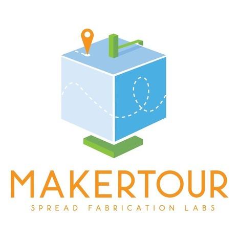 MakerTour Le projet | FabLab - DIY - 3D printing- Maker | Scoop.it