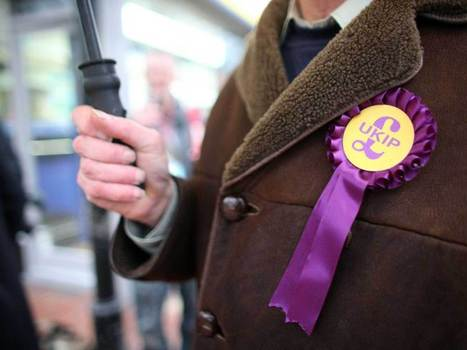 Ukip branch chairman: 'London is being ethnically cleansed of white people' | Extrême droite en Europe | Scoop.it