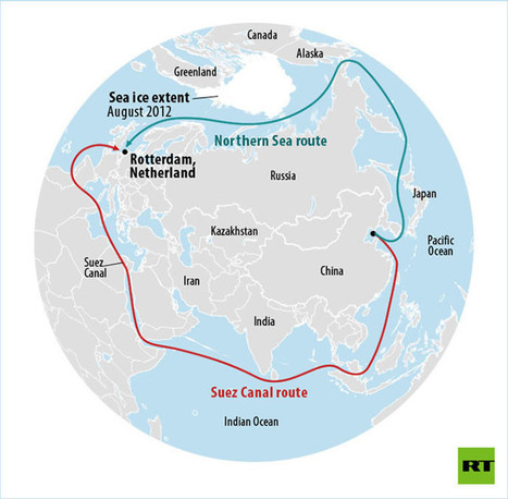 Dragon + Bear: China seeks Russia's help in mastering Arctic, sets sights on Antarctic   Ressources minérales sous-marines   Scoop.it