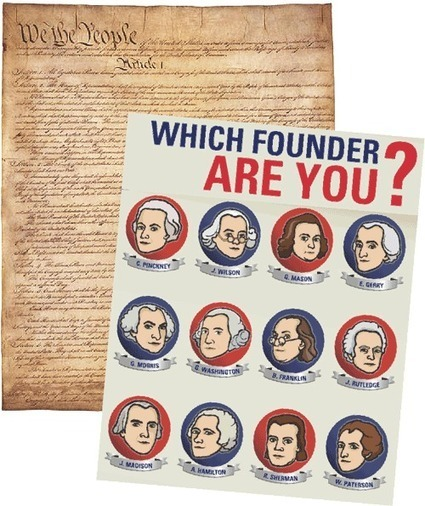 It's Constitution Day! Time to Teach Obedience or History? | We Teach Social Studies | Scoop.it