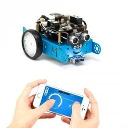Makeblock mBot-Blue Bluetooth 99,90 € | Tablet opetuksessa | Scoop.it