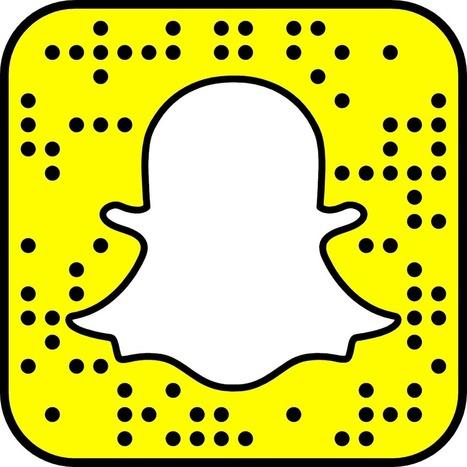 Le Top des comptes Snapchat français qui ont tout compris | Presse-Citron | Digital News in France | Scoop.it