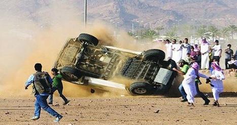 Saudi girl overturns car to foil kidnap bid | RichDubai | Scoop.it