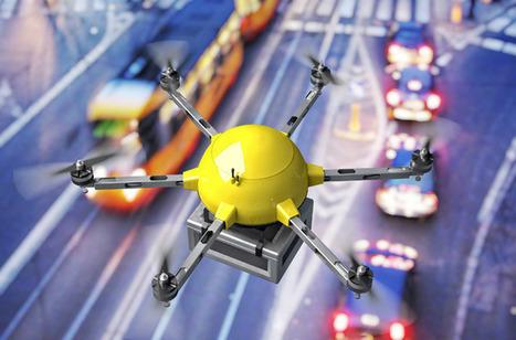 Droni, un business pronto al decollo | Green economy & ICT- imprese italiane sostenibili | Scoop.it