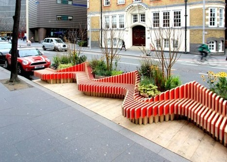 39 mobilier urbain 39 in espace public projets artistiques et for Mobilier urbain espace public