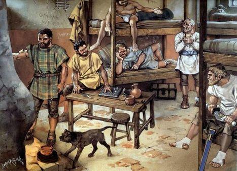 ROMAN THINGS: El ajedrez romano   LVDVS CHIRONIS 3.0   Scoop.it