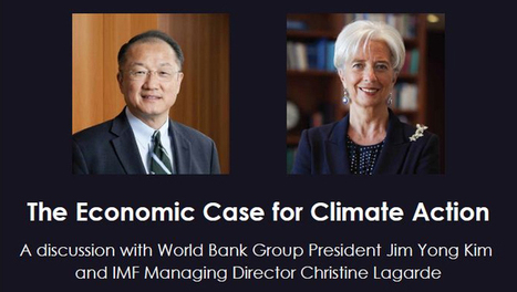 The Economic Case for Climate Action - Webcast & Live blog | Sustain Our Earth | Scoop.it