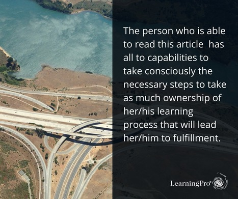 Who owns the learning? (part 2) | LearningPro | Scoop.it