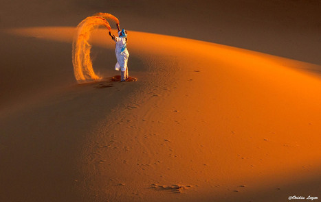 pure morning by Lazar Ovidiu | desert photography | Scoop.it