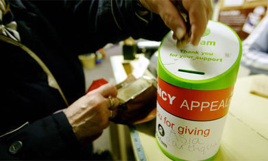 Fast Stats About Giving in America Today | Corporate Philanthropy | Scoop.it