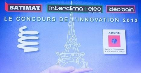 Concours de l'innovation 2013 : 4 Grands Prix pour l'énergie | Le groupe EDF | Scoop.it