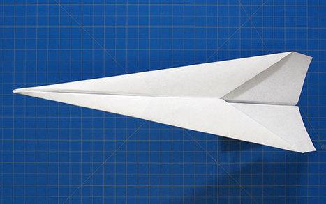 Fold N Fly ✈ Basic Dart   Paper Planes   Scoop.it