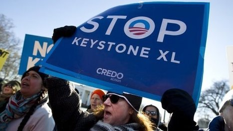 Obama vetoes oil pipeline bill   construction   Scoop.it