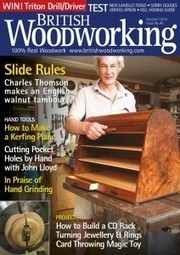 British Woodworking - A Mag Going Monthly | Paul Sellers | Modern Woodworking | Scoop.it