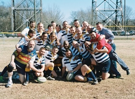 Rugby: Why the world's roughest sport is also the most gay-friendly - Dallas Voice | Gay Sports | Scoop.it