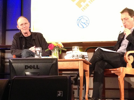 WILLIAM GIBSON | Live at The New York Public Library (audio) - April 19, 2013 | William Gibson - Interviews & Non-fiction | Scoop.it