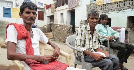In Rajasthan, thousands of mine workers face a losing battle with silicosis | Silicosis - Oldest Occupational Disease | Scoop.it