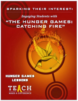 Hunger Games Lessons: Incorporate Pop Culture into Your Curriculum to Connect with Teens | American literature | Scoop.it