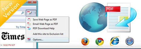 PDF Download — Free Tools to Create, Control and Convert Web-Based PDF Files   Techy Stuff   Scoop.it