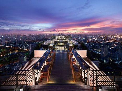 Thailand: The Vertigo, Bangkok | Wicked! | Scoop.it
