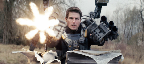 [Review] Les vidéos info - Soyez Critiques ! : Edge of Tomorrow avec Tom Cruise | Edge of Tomorrow - Web Coverage | Scoop.it