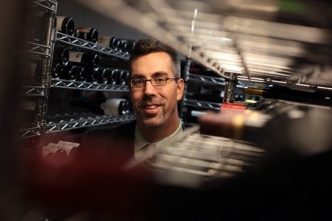 Five questions for CityZen sommelier Andy Myers   Vitabella Wine Daily Gossip   Scoop.it