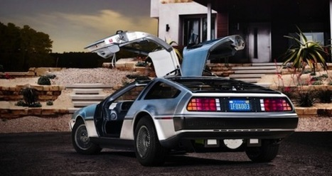 DeLorean DMC-12 EV announced for 2013 production | All Geeks | Scoop.it
