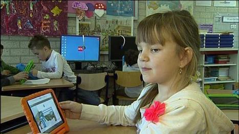 iPad onderwijs bevalt school goed - omroep Flevoland | innovation in learning | Scoop.it