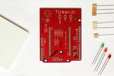 Build your own RFID Arduinoshield | Arduino Focus | Scoop.it