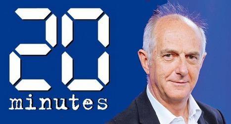 20 Minutes France: tout schuss sur le numérique | DocPresseESJ | Scoop.it