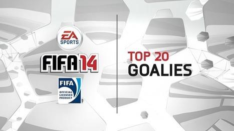 Top 20 Goalkeepers in FIFA 14   FIFAMERICAS   Scoop.it