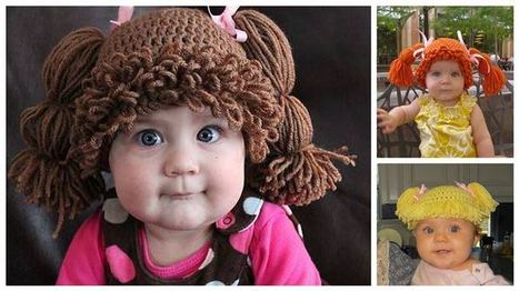 How to make your very own Cabbage Patch Kid | Avant-garde Art & Design | Scoop.it