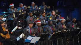 Big Bands only: Big Band Holidays (Act One): Jazz at Lincoln Center Orchestra (2013) | Jazz Plus | Scoop.it