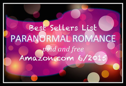 Amazon Best Sellers - Paranormal Romance | For Lovers of Paranormal Romance | Scoop.it