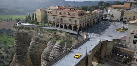 Los escenarios españoles de Gran Turismo 6 en PS3 - GamerZona   Zaragoza: ciudad digital   Scoop.it