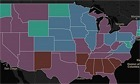 Who are the 47%? The US in percentages map | World History and Current Issues | Scoop.it