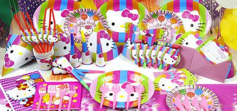 PrettyurParty.com Girls Party Theme | Barbie Theme | Cupcake Theme | Prettyurparty | Scoop.it