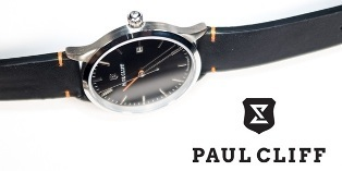 Kickstarter Campaign Launched To Fund Italian Watch Manufacturer, 'Paul Cliff' | Press Release | Scoop.it