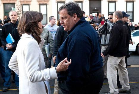Christie camp held Sandy relief money hostage, mayor alleges | Daily Crew | Scoop.it