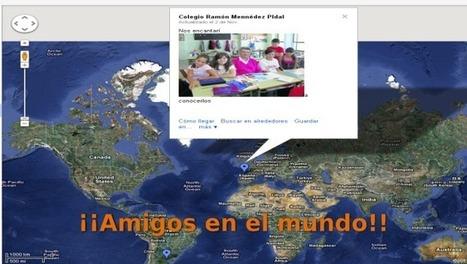 Intercambio con nuestros amigos españoles | Bitácora de una profesora digital | Scoop.it
