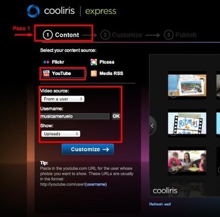 Crea galerías de fotos y vídeos en 3D con Cooliris Express | Nuevas tecnologías aplicadas a la educación | Educa con TIC | Utilidades TIC para el aula | Scoop.it