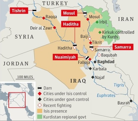 Water supply key to outcome of conflicts in Iraq and Syria, experts warn | US foreign policy | Scoop.it
