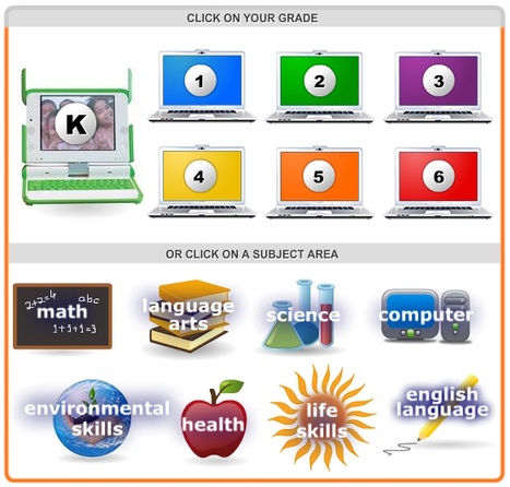 :: e-Learning for Kids :: | iGeneration - 21st Century Education | Scoop.it