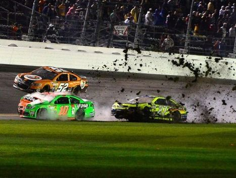 Dale Earnhardt Jr. Wins 2014 Daytona 500 - Blabber   Celebrity News   Scoop.it