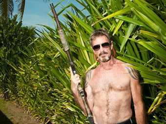 McAfee's macabre media circus continues as antivirus inventor flees to Guatemala | MN News Hound | Scoop.it