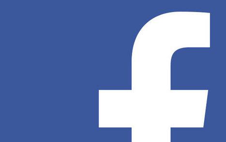 Un nouveau logo Facebook est désormais disponible | toute l'info sur Facebook | Scoop.it