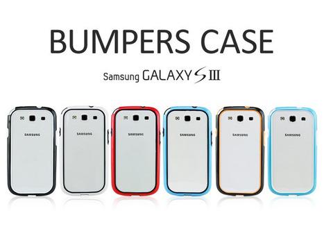 Cool Samsung Galaxy S3 Cases to buy in 2012 - Cyberworldltd | cell phones | Scoop.it