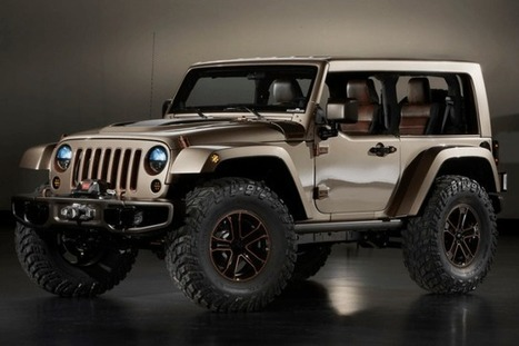 2017 Jeep Wrangler unlimited, pickup, news | Newest Cars 2017 | New Cars Release | Scoop.it