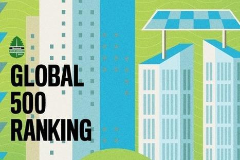 Newsweek Green Rankings 2012: Global 500 List   Développement durable et efficacité énergétique   Scoop.it