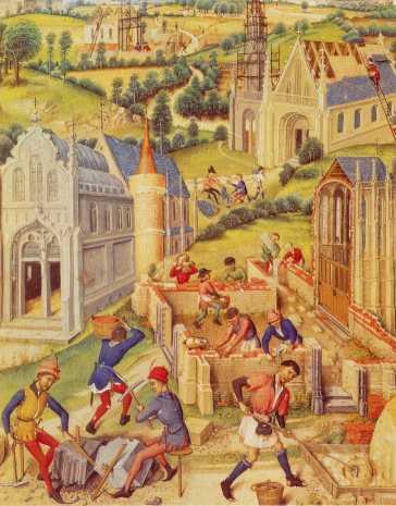 Middeleeuwse steden: de gilden | Kunst en Cultuur: Geschiedenis | Leven in de Middeleeuwen | Scoop.it